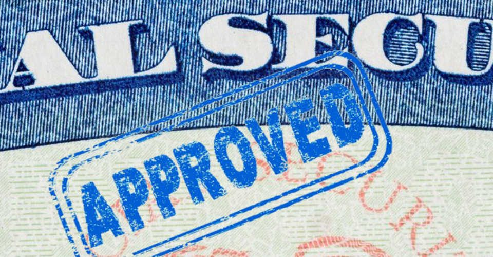 Get approved for social security benefits
